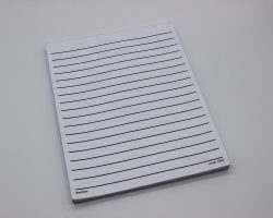 thick line paper